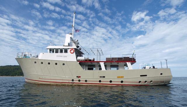Kama Bay Charter Yacht
