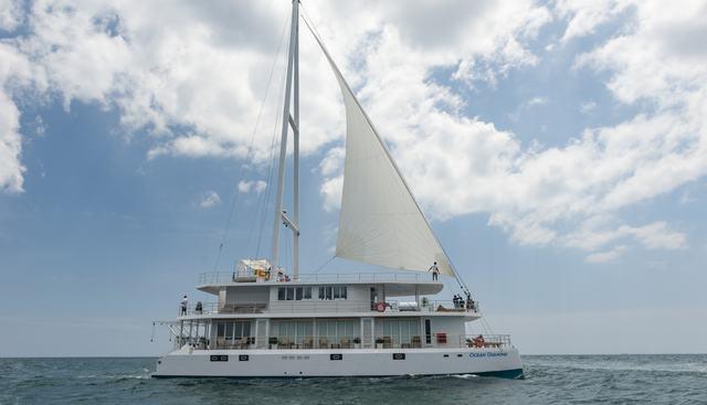 Ocean Diamond Charter Yacht