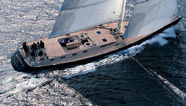 Kauris II Charter Yacht - 3