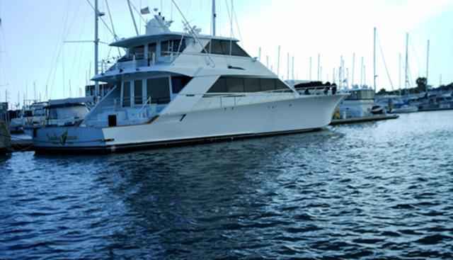 Lady Jane Charter Yacht - 3