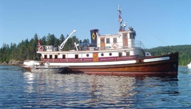 Glendevon Charter Yacht - 3