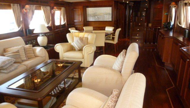 Ferretti Custom Line 97' Charter Yacht - 3