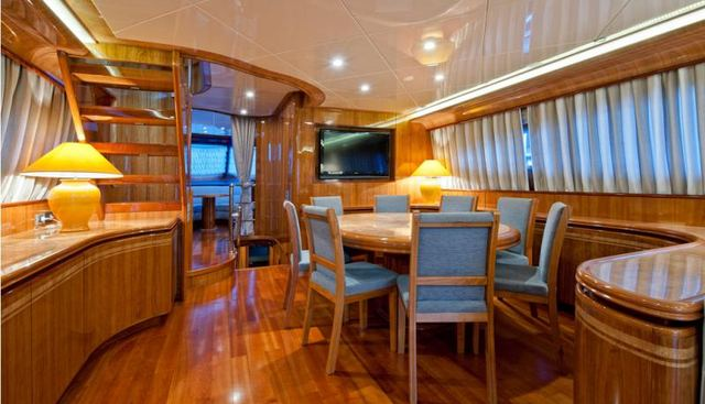 Canados 80 S Charter Yacht - 5