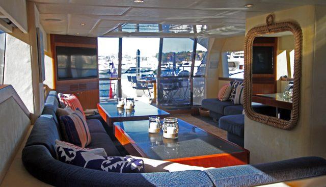 Element Charter Yacht - 7