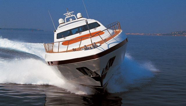 Illusion Charter Yacht - 2