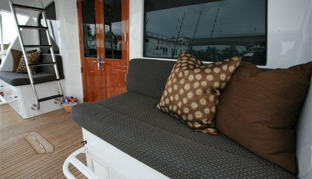 Pier Pressure Charter Yacht - 4