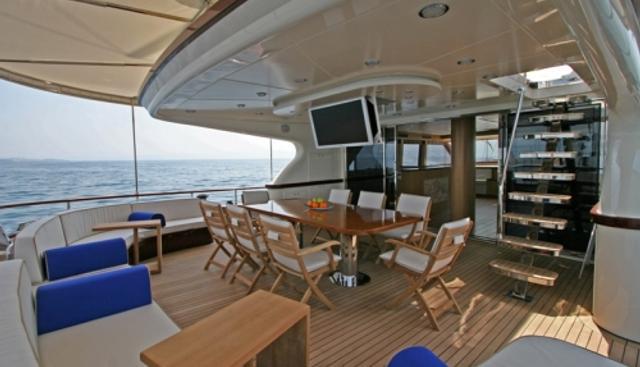 Getaway Charter Yacht - 4