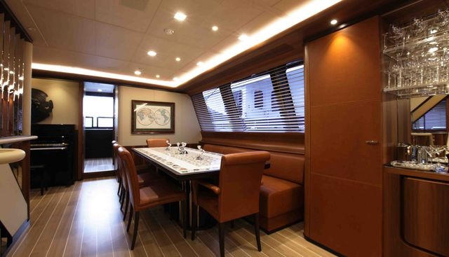 Perseus^3 Charter Yacht - 7