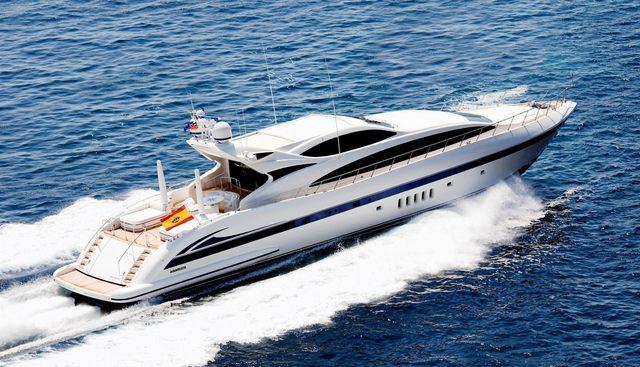 Hells Bells Charter Yacht - 5