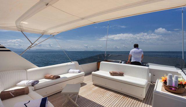 Bernadette Charter Yacht - 5