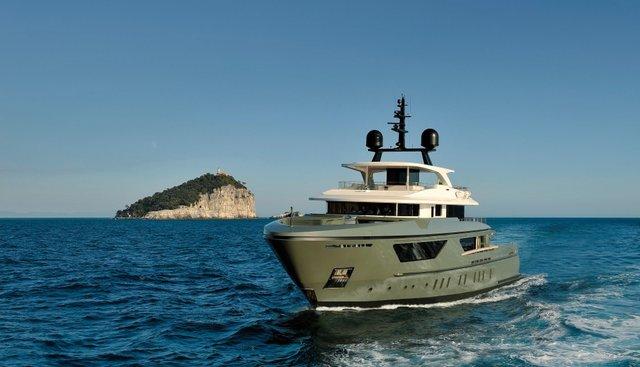 Sanlorenzo 460EXP / 115 Charter Yacht - 2