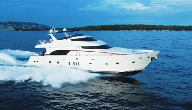 M.T. Time Charter Yacht - 5