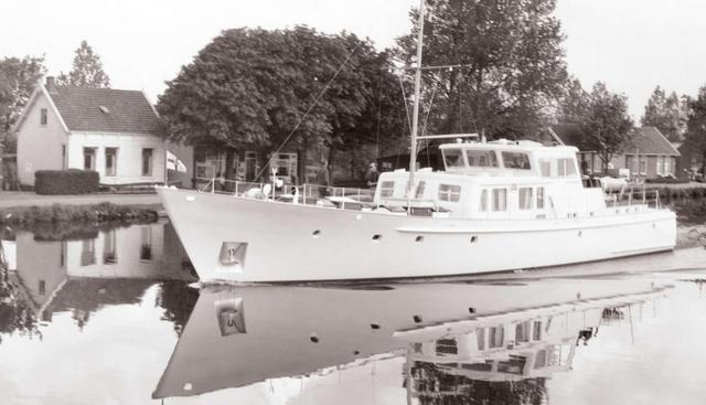 Sirocco Charter Yacht