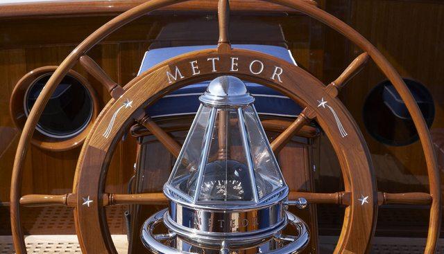 Meteor Charter Yacht - 7