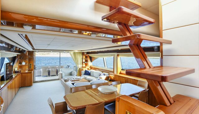 Day Off Charter Yacht - 7