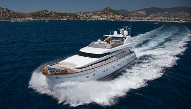 Leila Lina Charter Yacht