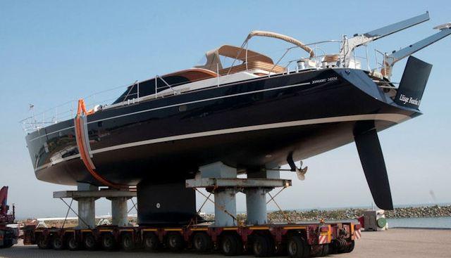 Uisge Beatha Charter Yacht
