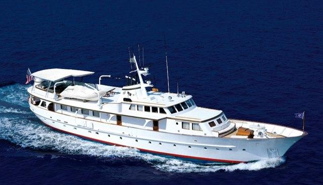 Alhambra Charter Yacht