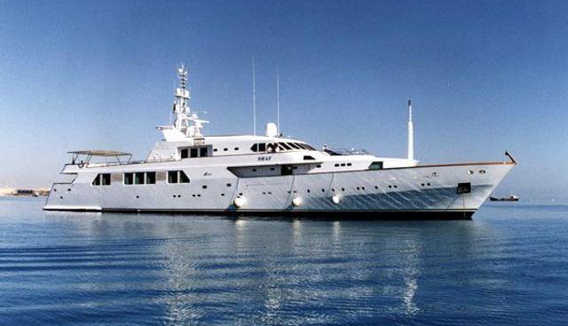 Shaf Charter Yacht