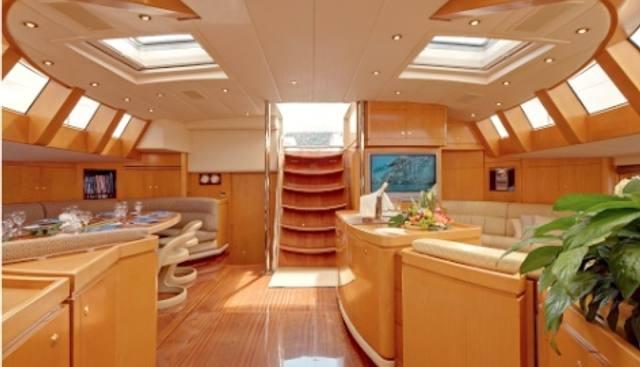 Victoria D Charter Yacht - 6