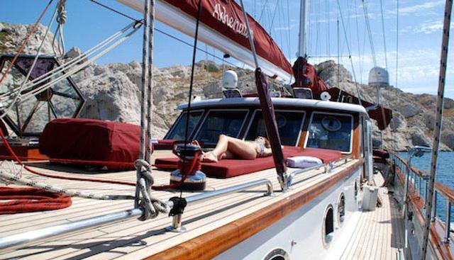 Akhenaton Charter Yacht - 3