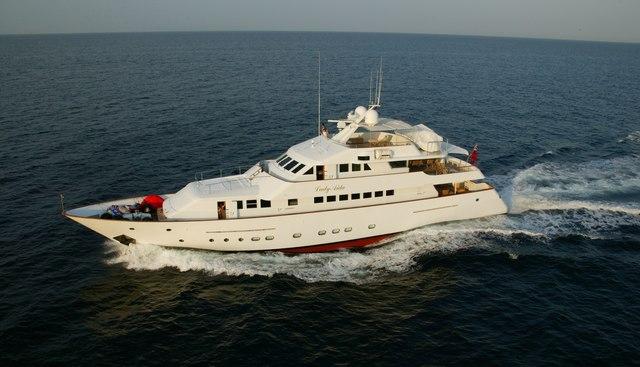 Lady Aida Charter Yacht - 4