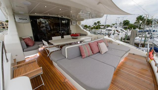 Negoseator Charter Yacht - 2