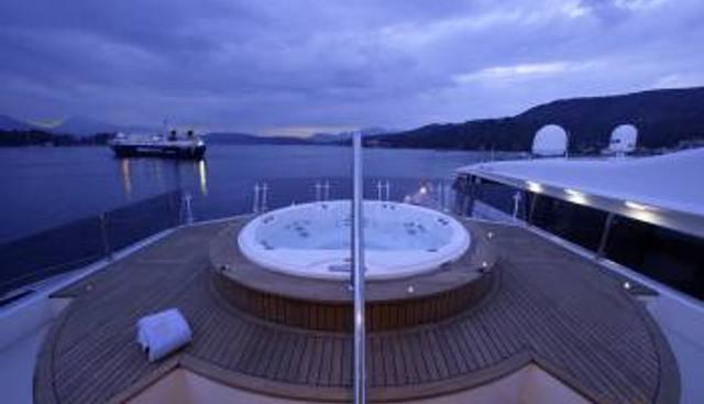 Corvus Charter Yacht - 2