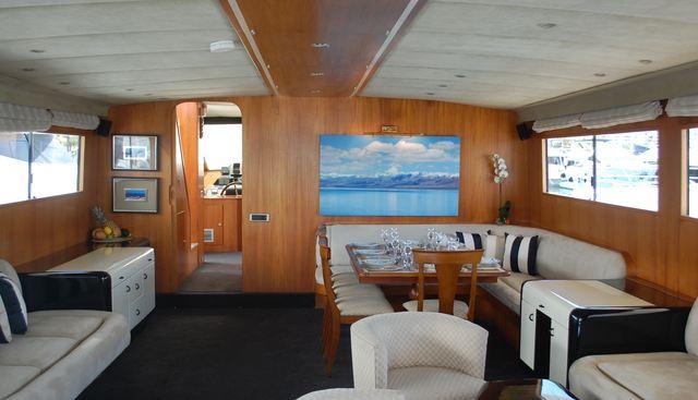 Lady Tatiana Charter Yacht - 6