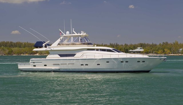 Floating Dream Charter Yacht