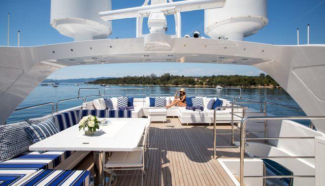Da Vinci Charter Yacht - 3