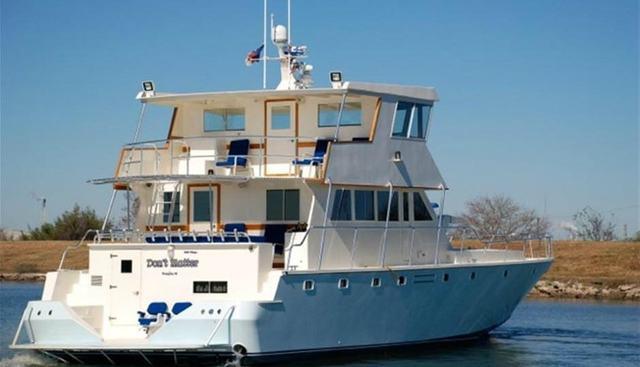Don't Matter Charter Yacht - 3