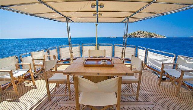Althea Charter Yacht - 4