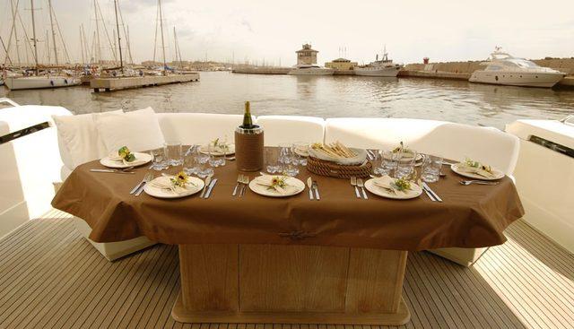 Celine Charter Yacht - 6