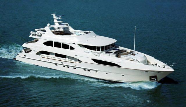 IAG 127 (Hull 3) Charter Yacht