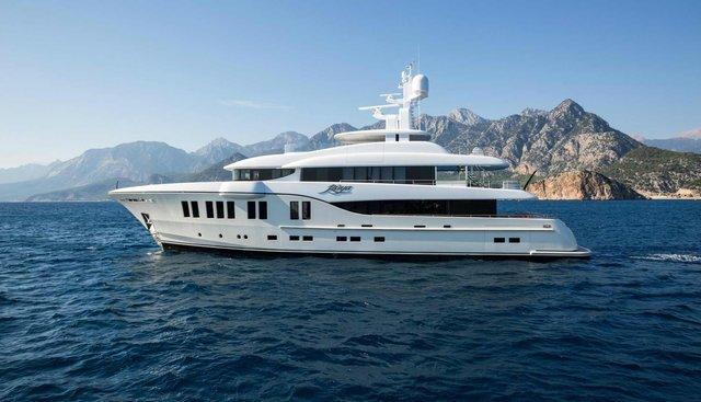 Ruya Charter Yacht