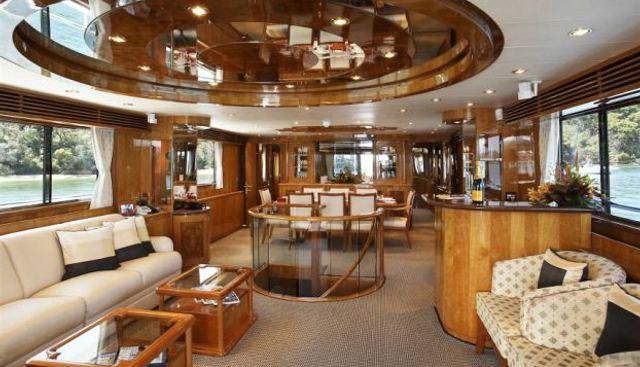 Hillsy Charter Yacht - 4