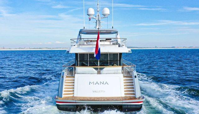 Mana I Charter Yacht - 5
