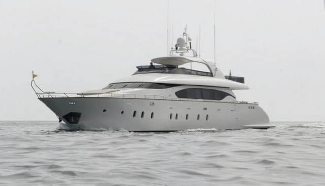 My Life Charter Yacht