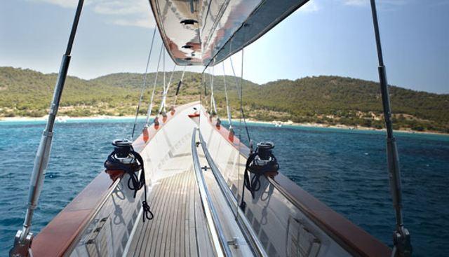 Iraklis L Charter Yacht - 3