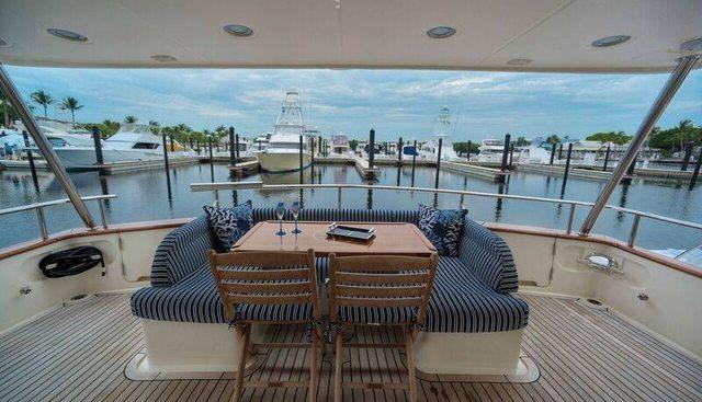 Gracie Charter Yacht - 4