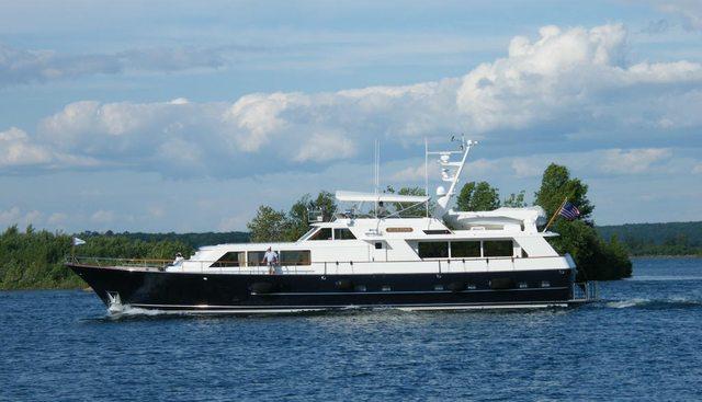 Sally Jo II Charter Yacht
