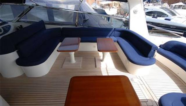 Miss Molly Charter Yacht - 5