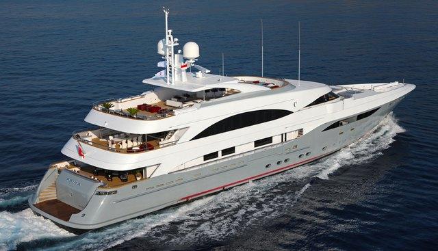 Armada Charter Yacht