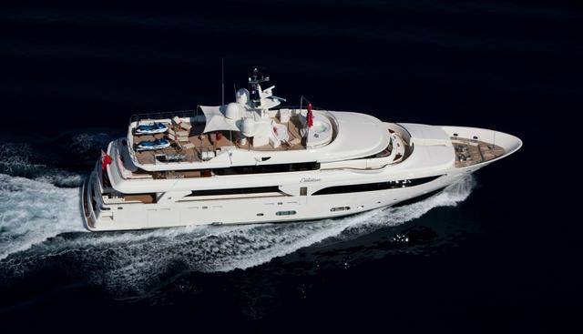 Emotion 2 Charter Yacht