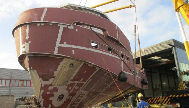 Wally Shadow Charter Yacht - 3