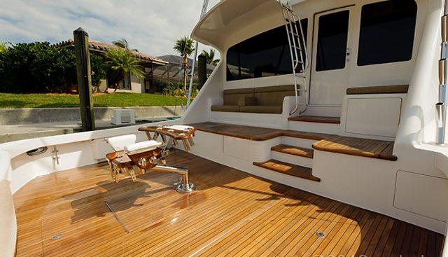 Nina Marie Charter Yacht - 2