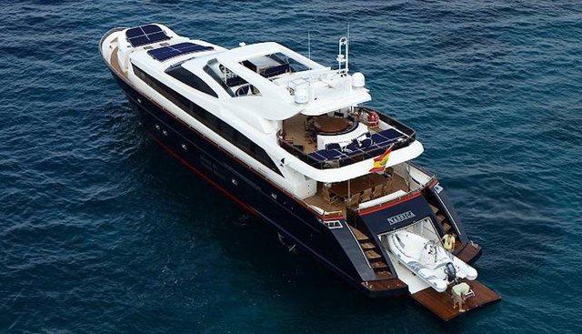 Nassica Charter Yacht - 5