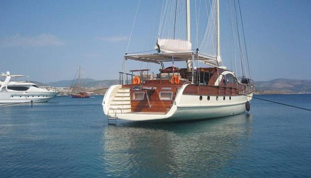 Justiniano Charter Yacht - 3