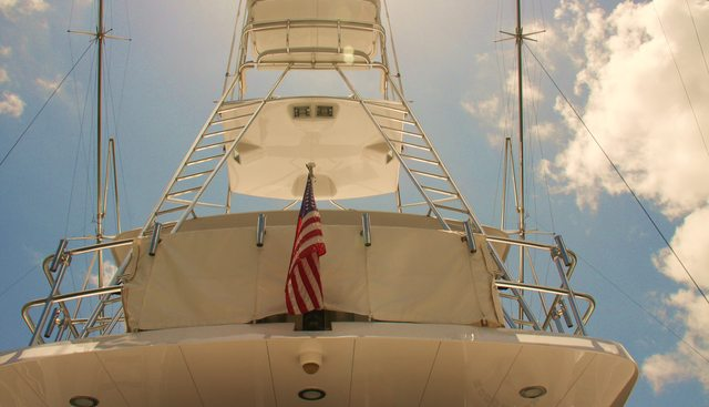 Hook Em Charter Yacht - 2